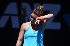 Decizia Simonei Halep după victoria în cel mai lung meci din istoria Australian Open. Anunţul făcut de româncă într-un interviu