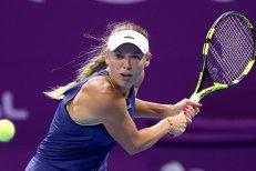 Caroline Wozniacki, eliminată de Petra Kvitova în semifinalele turneului de la Doha