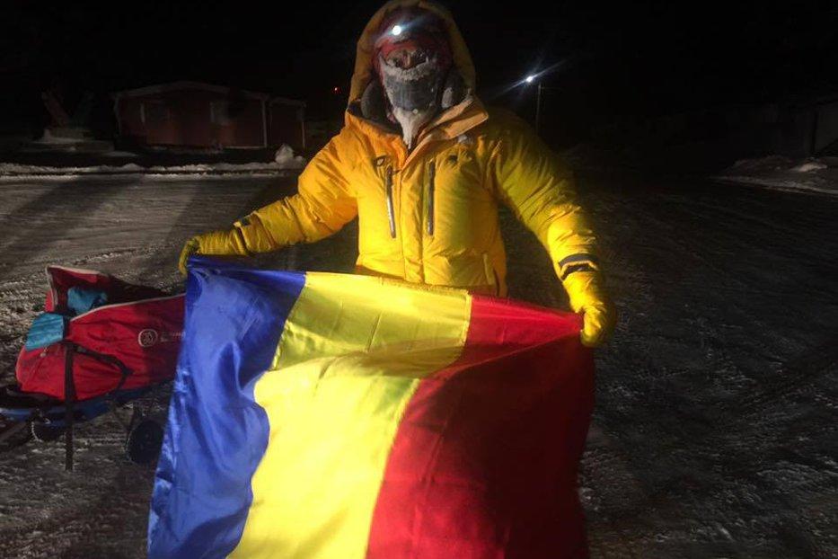 Tiberiu Uşeriu, pentru a treia oară, la cel mai greu maraton de pe planetă