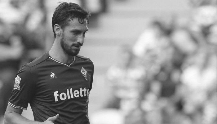 """Davide Astori, condus pe ultimul drum la Florenţa. Tătăruşanu: """"Este cea mai urâtă zi din viaţa mea"""""""