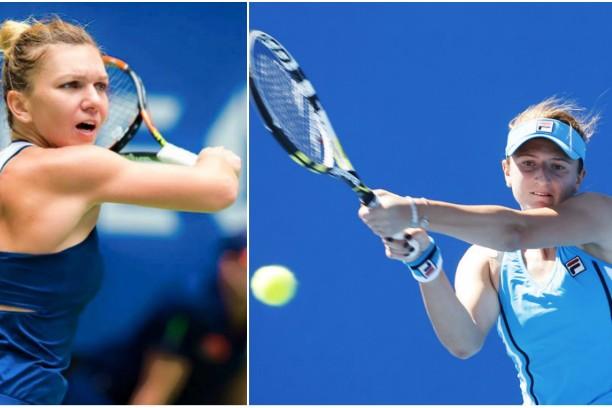 Simona Halep şi Irina Begu, ELIMINATE în primul tur al turneului de dublu de la Indian Wells