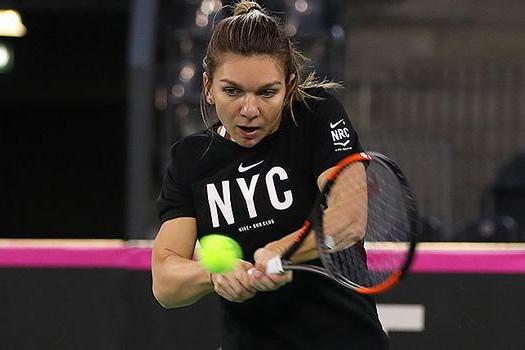 Simona Halep, prima jucătoare calificată în sferturi la Indian Wells