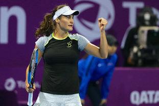 Victorie românească la Miami. Monica Niculescu ajunge în turul trei după un meci câştigat clar