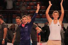 Dublă victorie românească la Miami. Simona Halep şi Irina Begu s-au calificat în optimile de finală turneului