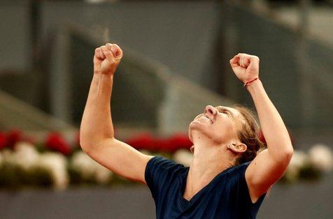 Simona Halep, aproape de depăşirea unui record. La ce câştiguri va ajunge românca