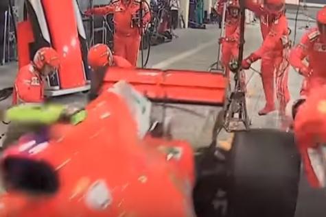 VIDEO. Momentul teribil în care Kimi Raikkonen îl accidentează pe mecanicul echipei Ferrari