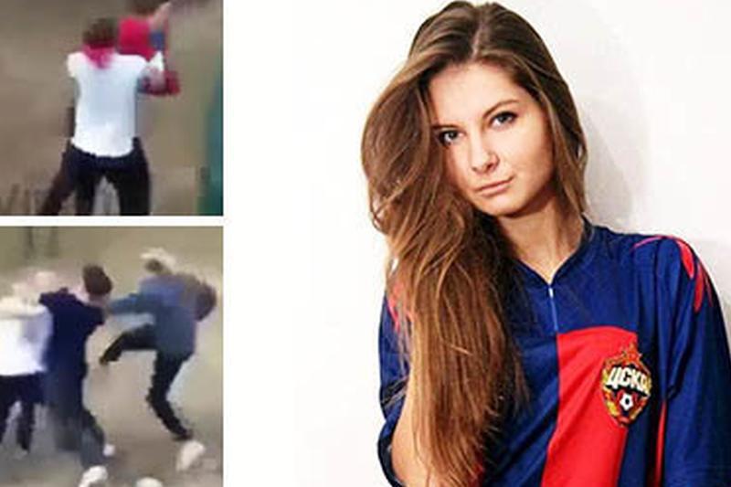 """Rusoaicele violente se pregătesc să deturneze Cupa Mondială şi vor să le facă zile negre fanilor englezi. """"E mai uşor decât prepararea unei supe de sfeclă"""". Imagini în premieră de la antrenamentele """"de încălzire"""""""