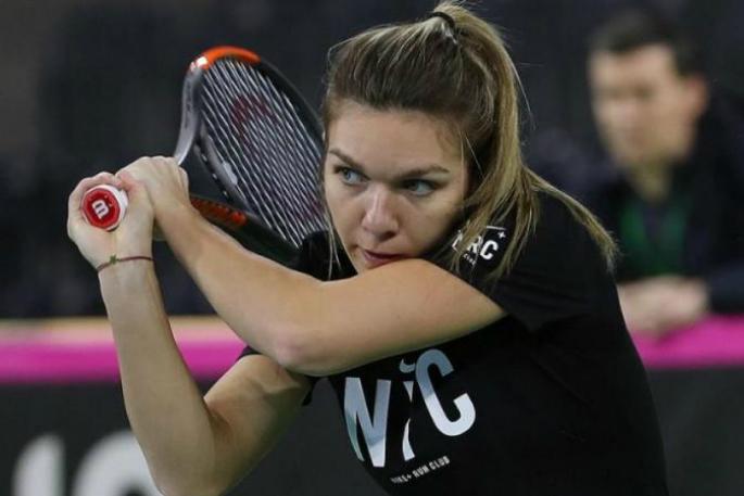 Simona Halep, în pericol să piardă locul 1 mondial.  Americanii anunţă apocalipsa în sezonul de zgură. Cine este principala rivală a româncei