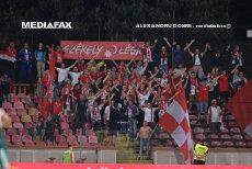"""Amenda maximă pentru FRF, Dinamo şi Politehnica Iaşi pentru scandarile """"Afară, afară cu ungurii din ţară!'' de la meciurile cu Sepsi OSK"""