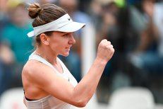 Simona Halep, mesaj de suflet după o victorie zdrobitoare: Simţi că oamenii iubesc să se uite la tenis şi asta îţi dă şi ţie energie