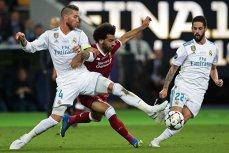 Un avocat egiptean cere despăgubiri de un miliard de euro pentru că Sergio Ramos l-ar fi accidentat intenţionat pe Mohamed Salah