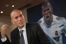 Zinedine Zidane pleacă de la Real Madrid