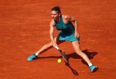 Simona Halep s-a calificat în turul 3 al turneului de tenis de la Roland Garros: 6-3 6-1 cu Taylor Townsend VIDEO