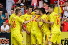 România a învins Chile într-un amical spectaculos disputat  în Austria. Scorul de la care au revenit tricolorii antrenaţi de Contra