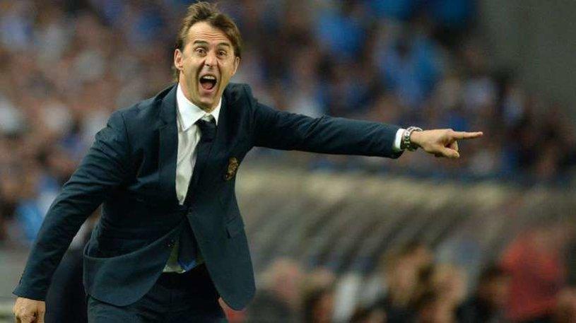 Julen Lopetegui este noul antrenor al echipei Real Madrid