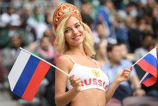 Vladimir Putin, la deschiderea Campionatului Mondial de Fotbal