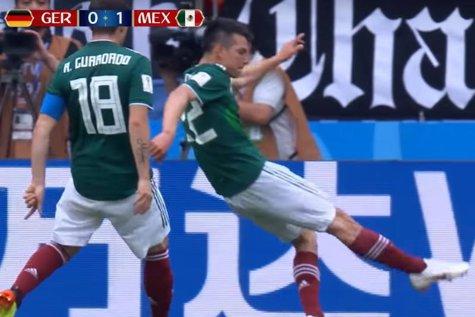 """Cupa Mondială 2018. Secretul mexicanilor în meciul cu Germania. """"Este cel mai rapid jucător al nostru"""""""