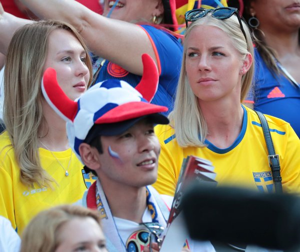 suporteri suedia