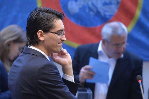Răzvan Burleanu a fost avansat în structura de conducere a UEFA