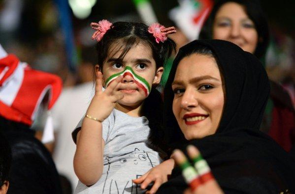 suporteri iran