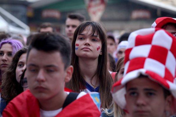suporter croatia