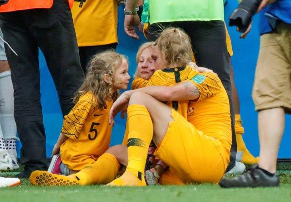 fotbalist australia
