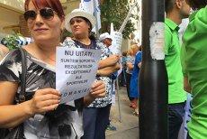 Angajaţii Ministerului Tineretului şi Sportului protestează joi în faţa instituţiei