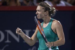 Simona HALEP s-a calificat pentru a patra oară consecutiv în semifinale la turneul din CINCINNATI. Vezi cu cine va juca liderul WTA