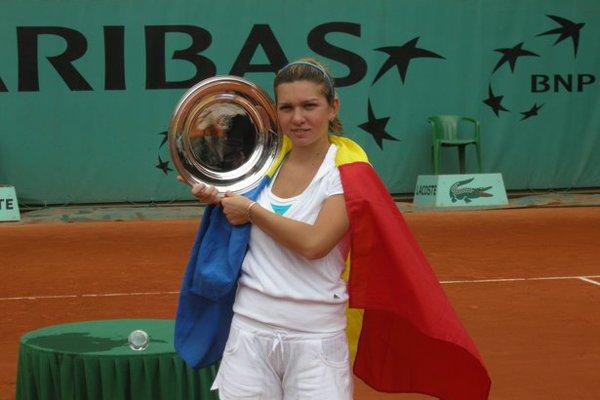 SIMONA HALEP, campioană la 27 de ani. N-am avut PĂPUŞI, dar nici nu am cerut....
