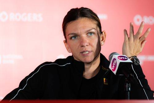 """Simona Halep a fost eliminată în optimile de finală ale turneului de la Cincinnati, după ce a pierdut contra sportivei din Statele Unite: """"Madison a jucat incredibil, voi continua să muncesc"""""""