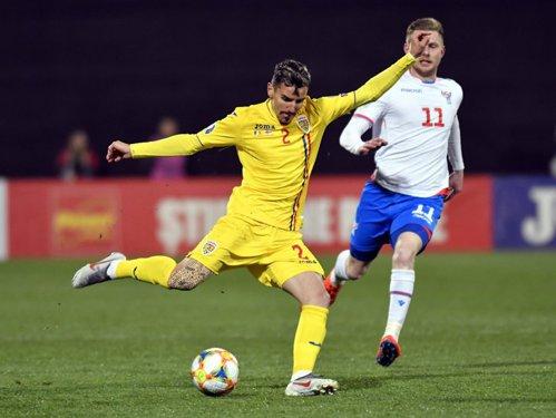 România a învins Insulele Feroe. 0-3, în preliminariile Euro 2020 | Cosmin Contra: Sunt mulţumit de băieţi. Au jucat consistent | Ciprian Tătăruşanu: Vin cu poftă la echipa naţională, sunt foarte odihnit