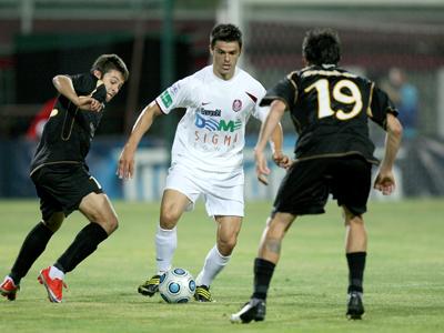 CFR Cluj câştigat Supercupa României