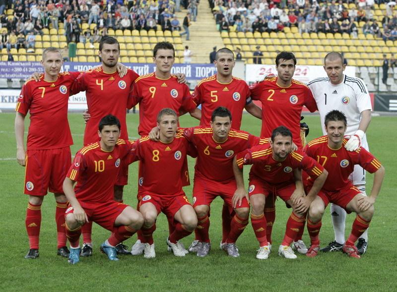 Programul meciurilor din preliminariile Euro-2012. Vezi aici când joacă România