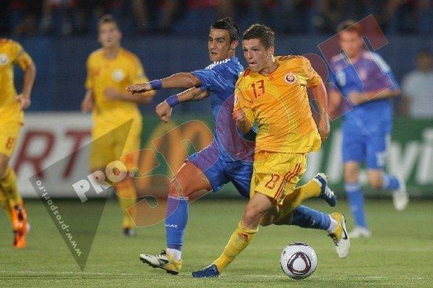 România - Grecia, scor 0-1, la Campionatul European under-19