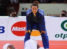 Judoka Andreea Chiţu, medalie de aur la Cupa Mondială de la Jeju