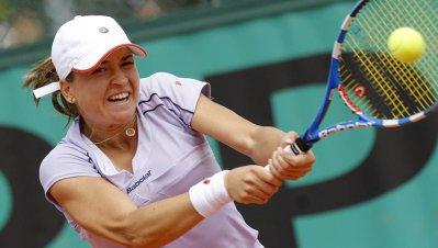 Alexandra Dulgheru nu se sperie de Sharapova!