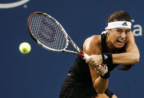 Sorana - tenis cu sufletul în palmă