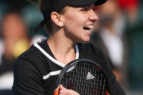 Şi tenisul o iubeşte pe Simona