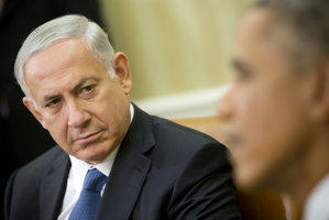 Netanyahu, împins de republicani să-l atace pe preşedintele Obama în Congres