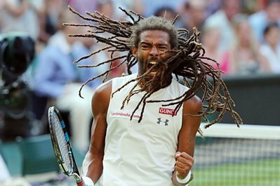 Nadal, îngenuncheat de un tenisart reggae