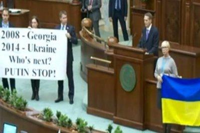 Ce nu s-a observat: cum au înghiţit ruşii broscoiul la Bucureşti
