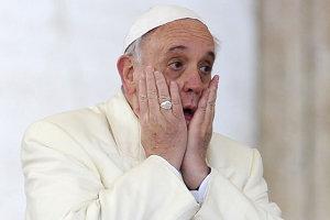 Teroriştii Papei