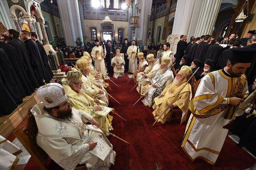 Sinodul A Toată Ortodoxia continuă, totuşi