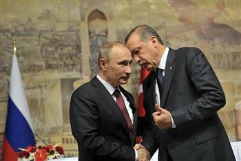 Sultanul şi Ţarul îşi dau mâna peste Marea Neagră