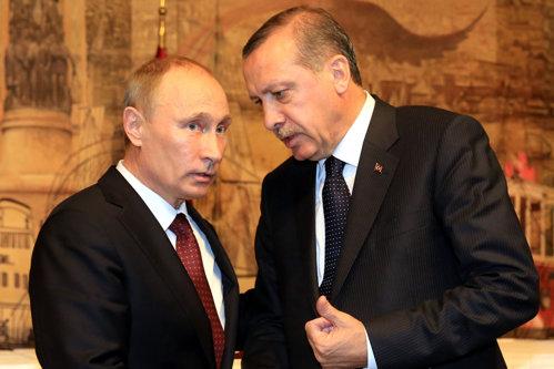 Turcia – încă o carte câştigătoare pentru Putin