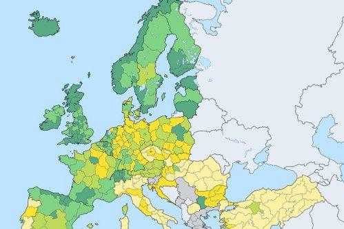 Harta care spune cel mai bine de ce este România aşa cum este şi de ce Brexit nu înseamnă nimic