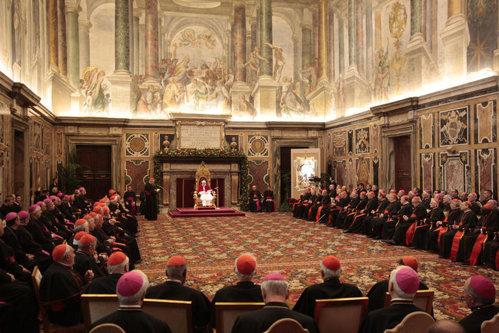 Duşmanii Papei