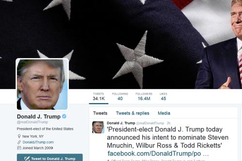 Trump se va concedia singur