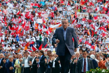 Surprizele lui Erdoğan