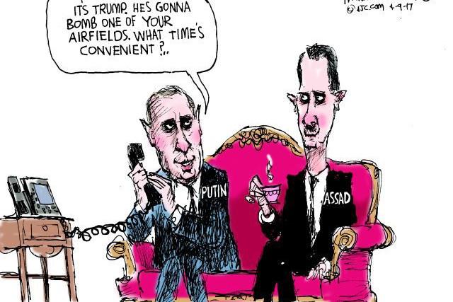 Teoria lui Tillerson: cum şi-au luat ruşii leapşa de la sirieni